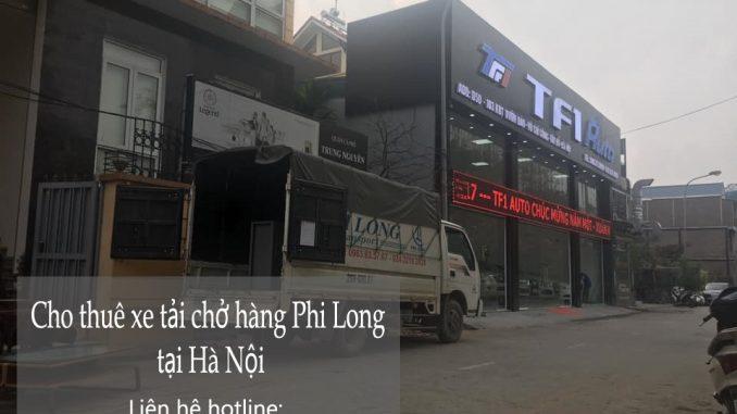 Công ty chở hàng thuê Quyết Đạt phố Đốc Ngữ