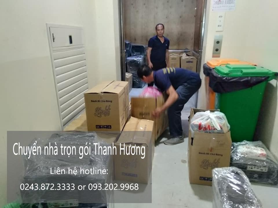 Dịch vụ chuyển nhà Quyết Đạt tại xã Hòa Chính