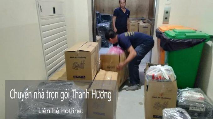 Dịch vụ chuyển nhà Quyết Đạt tại xã Hạ Mỗ