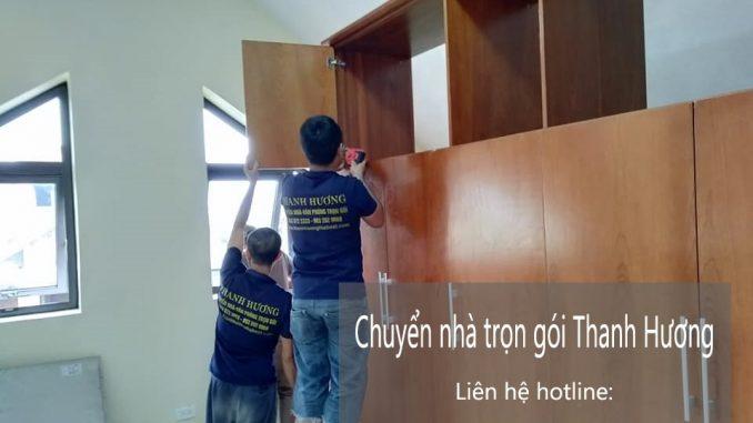 Dịch vụ chuyển nhà Quyết Đạt tại xã Hồng Phong