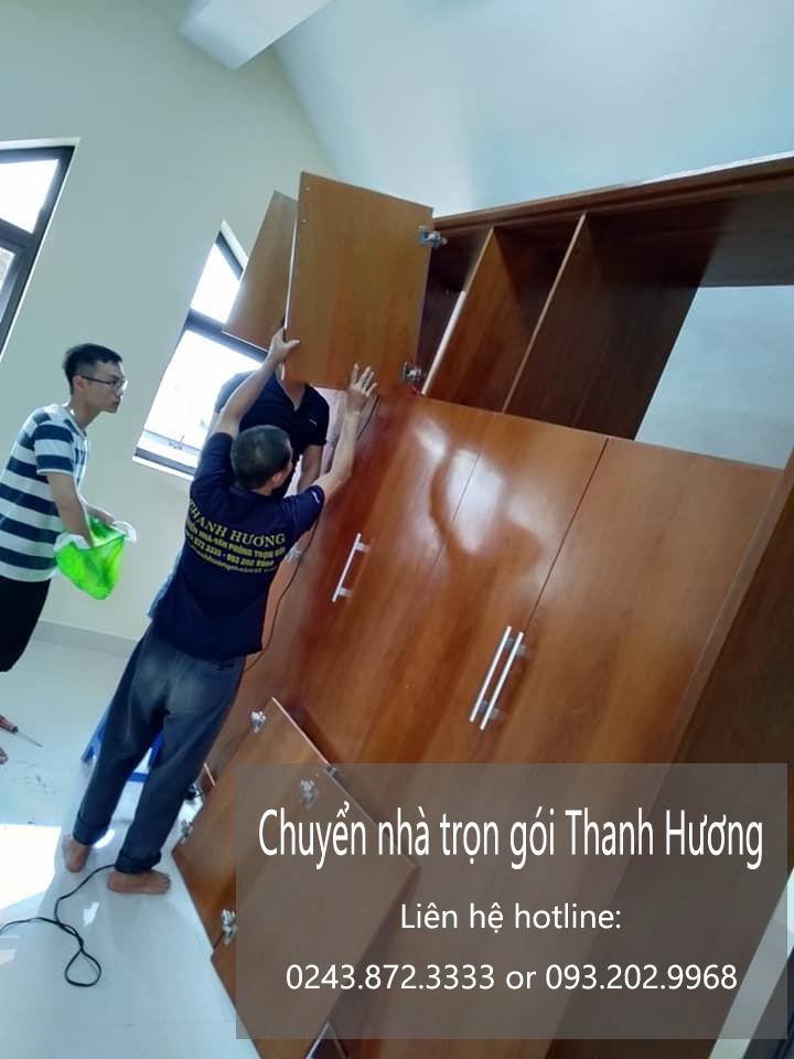 Quyết Đạt chuyển nhà chất lượng phố Đinh Liệt
