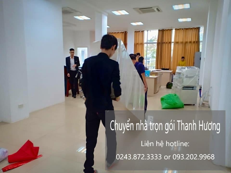 Dịch vụ chuyển nhà tại quận Ba Đình