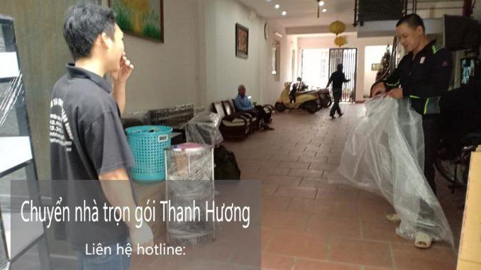 Dịch vụ chuyển nhà Quyết Đạt tại xã Hiền Giang