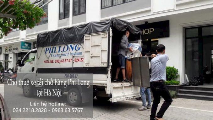 Quyết Đạt chuyển hàng giá rẻ chất lượng phố Dịch Vọng Hậu
