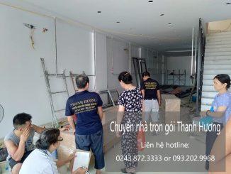 Dịch vụ chuyển nhà trọn gói tại đường Xuân Thủy