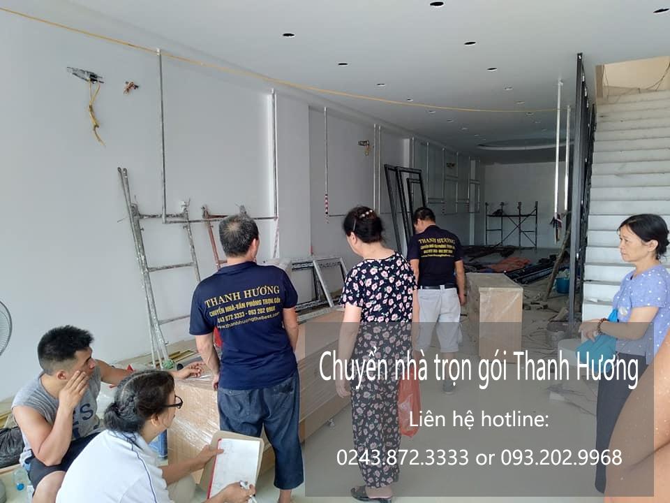 Dịch vụ chuyển nhà trọn gói Quyết Đạt tại xã Xuân Dương