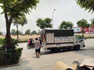 Chở hàng chất lượng Quyết Đạt phố Kim Mã Thượng