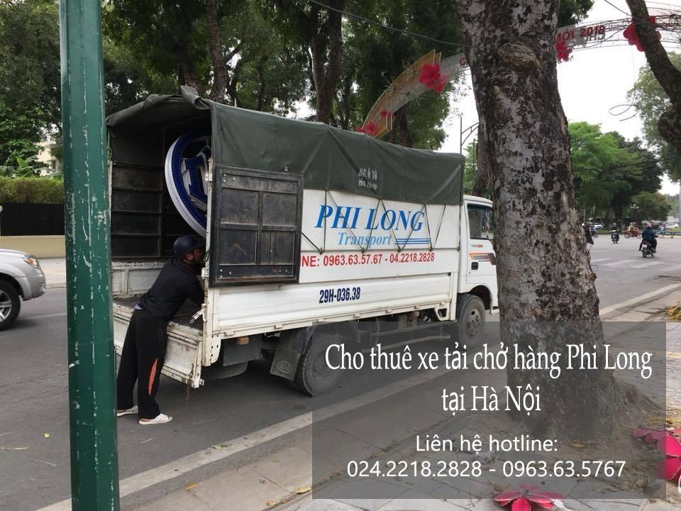 Chuyển nhà chuyên nghiệp Quyết Đạt phố Phùng Hưng