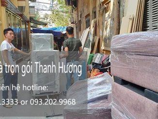 Dịch vụ chuyển nhà trọn gói tại xã Đồng Trúc
