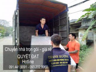 Dịch vụ chuyển nhà trọn gói tại đường Phan Đăng Lưu