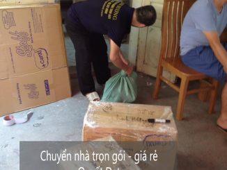 Dịch vụ chuyển nhà trọn gói tại đường Định Công