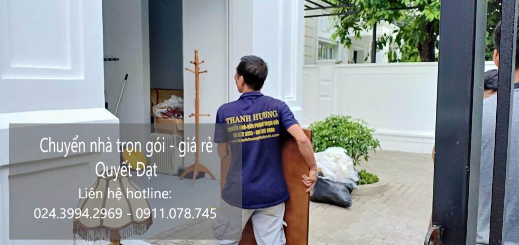 Dịch vụ chuyển nhà Quyết Đạt tại phường Phúc Lợi