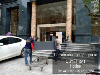 Dịch vụ chuyển nhà trọn gói tại phường Phúc Đồng