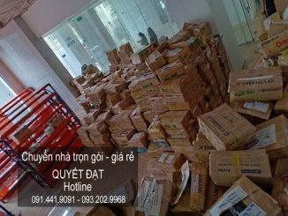 Dịch vụ chuyển nhà tại đường Trần Khánh Dư