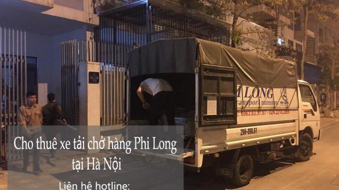 Dịch vụ chuyển nhà tại đường Mễ Trì Hạ
