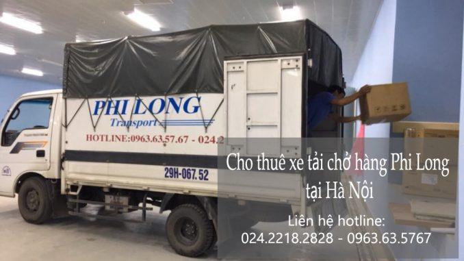 Chuyển nhà giá rẻ Quyết Đạt phố Trần Bình