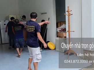 Dịch vụ chuyển nhà trọn gói tại đường Đặng Xuân Bảng
