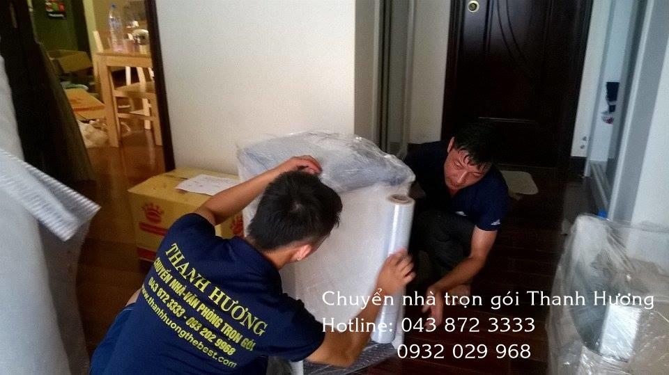 dịch vụ chuyển nhà trọn gói Quyết Đạt tại Hà Nội