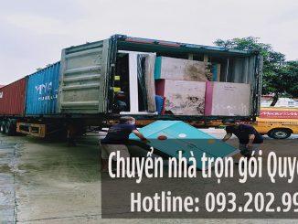 Chuyển nhà trọn gói giá rẻ tại đường Thịnh Liệt đi Hà Nam