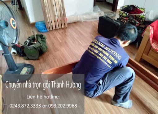 Xe tải nhỏ chuyển nhà từ đường Ngọc Thụy đi Phú Thọ