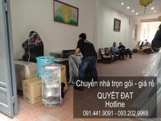 công ty chuyển nhà uy tín số 1 tại Hà Nội về Bắc Giang
