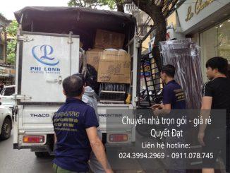 Taxi tải chuyển nhà từ Hà Nội đi Hà Tĩnh