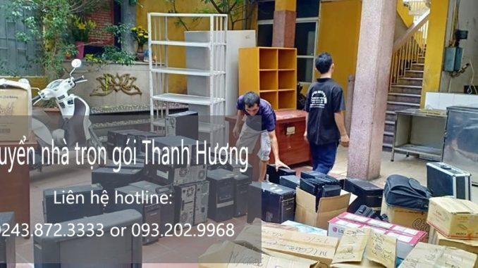 Chuyển nhà trọn gói từ đường Phạm Hùng đi Cà Mau