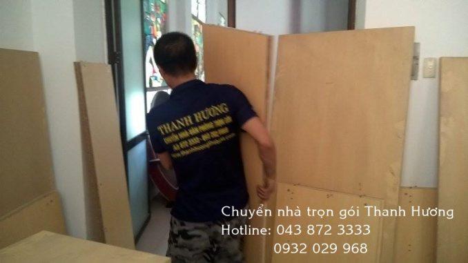 Chuyển nhà trọn gói tại đường Thượng Thanh đi Ninh Bình