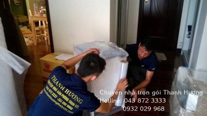 Chuyển nhà trọn gói tại phố Mai Phúc đi Hà Giang